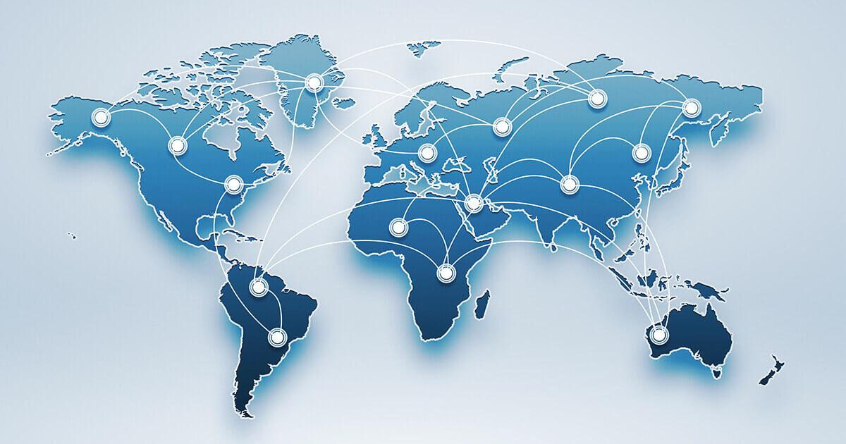 世界とつながる「長期」「分散」投資