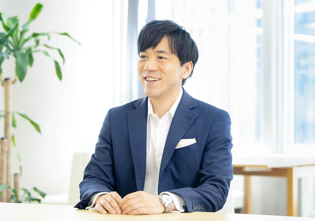 CEO柴山和久