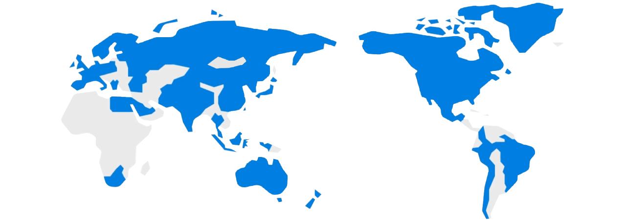 約50カ国11,000銘柄に自動で分散投資