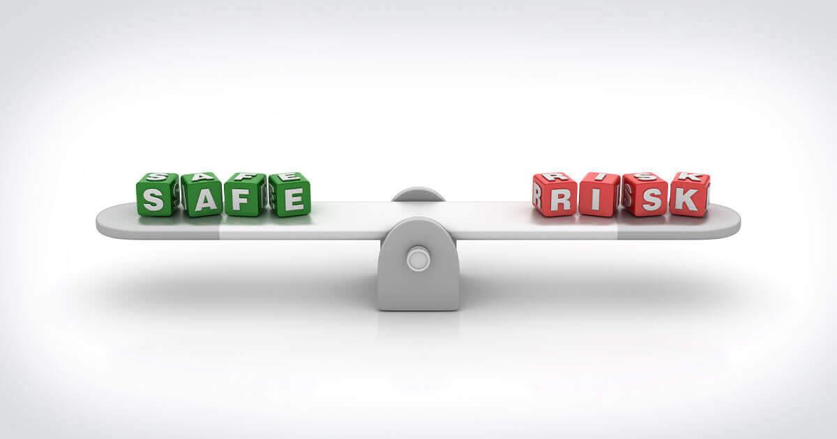 リスク許容度、変えるべき?